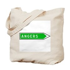 Roadmarker Angers - France Tote Bag