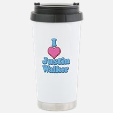 I Heart Justin Walker 2 Travel Mug