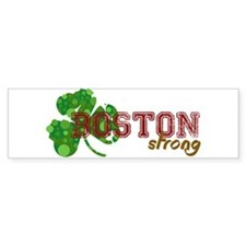 Boston Strong Bumper Bumper Sticker