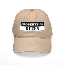 Property of Queen Baseball Cap
