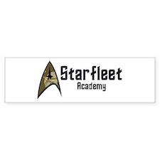 Starfleet Academy Bumper Bumper Sticker
