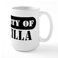 Property of Priscilla Mug
