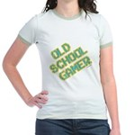 Old School Gamer Jr. Ringer T-Shirt