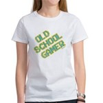 Old School Gamer Women's T-Shirt