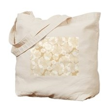 SAND DOLLAR COLLAGE Tote Bag