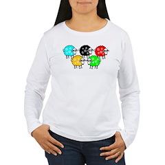 CG Sheep Logo Long Sleeve T-Shirt