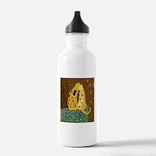 Klimt's Kats Water Bottle