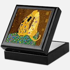 Klimt's Kats Keepsake Box
