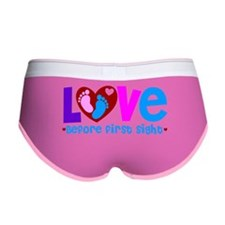 Love Before First Sight Women's Boy Brief