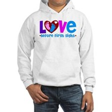 Love Before First Sight Jumper Hoody