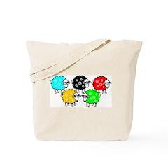 CG Sheep Logo Tote Bag