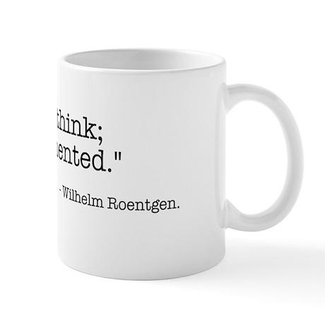 Rontgen Mug