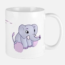 fibro elephant Mug