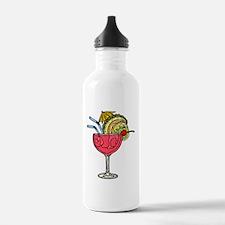 PINK FRUITY DRINK Water Bottle