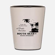 SOUTH SEAS Shot Glass