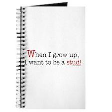 ... a stud Journal