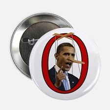 "Pinocchiobama 2.25"" Button"