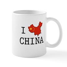 I Heart China Mug