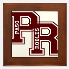 PR paso robles Framed Tile