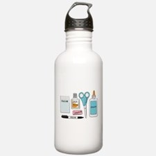Choose Wisely Water Bottle