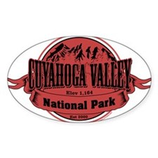 cuyahoga valley 2 Decal