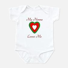 nonna-loves-me-bear Body Suit