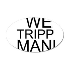 TRIPPIN Wall Decal