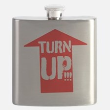 turn up Flask