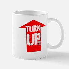 turn up Mug