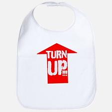 turn up Bib