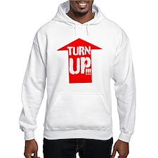 turn up Hoodie
