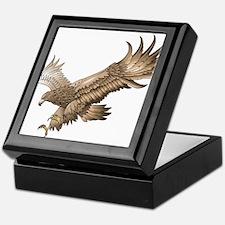 Soaring Eagle Keepsake Box