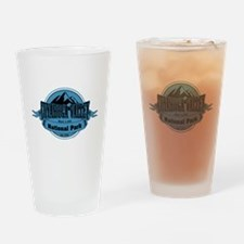 cuyahoga valley 4 Drinking Glass