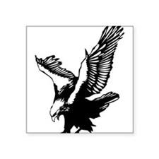 Black Eagle Sticker