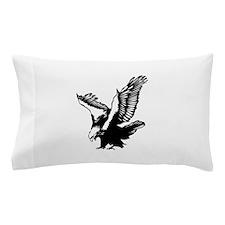Black Eagle Pillow Case