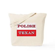 Poland Map Polish Texan Tote Bag