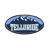Telluride ski Patches