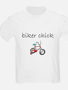 biker chick tot.bmp T-Shirt
