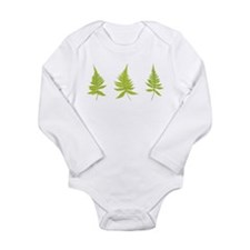 Fern Long Sleeve Infant Bodysuit