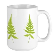 Fern Ceramic Mugs