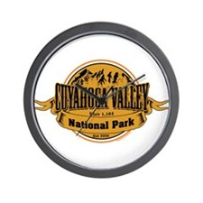 cuyahoga valley 2 Wall Clock