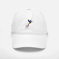 Colorful Hummingbird Baseball Baseball Baseball Cap