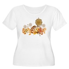 Autumn Crysanthemum T-Shirt