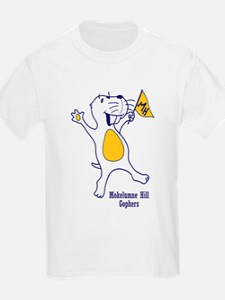 Moke Hill Kids T-Shirt