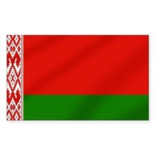 Flag of Belarus Decal