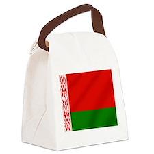 Flag of Belarus Canvas Lunch Bag