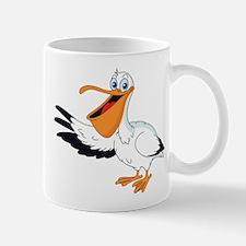 White Pelican Mug