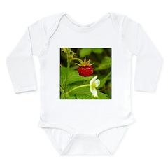 Wild Strawberry Body Suit