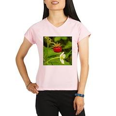 Wild Strawberry Peformance Dry T-Shirt