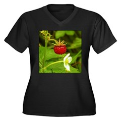 Wild Strawberry Plus Size T-Shirt